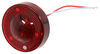 LED Trailer Clearance and Side Marker Light with Reflex Reflector - 2 Diodes - Red Lens Non-Submersible Lights 328-K-500B