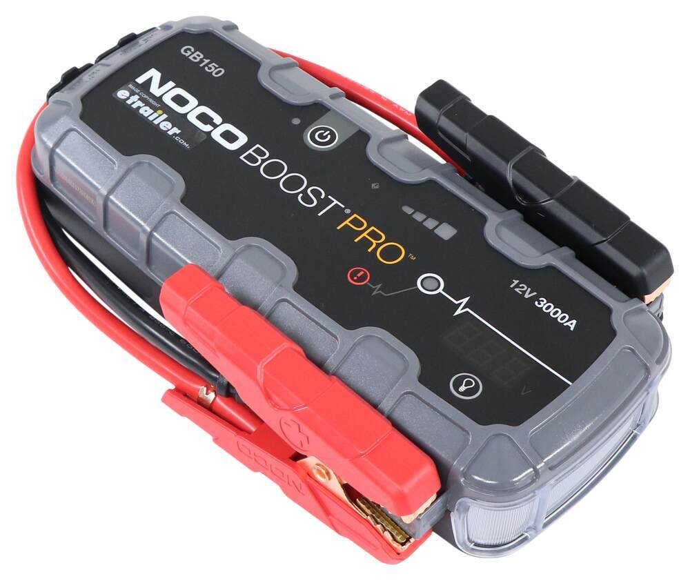 NOCO Device Charger Jumper Cables and Starters - 329-GB150