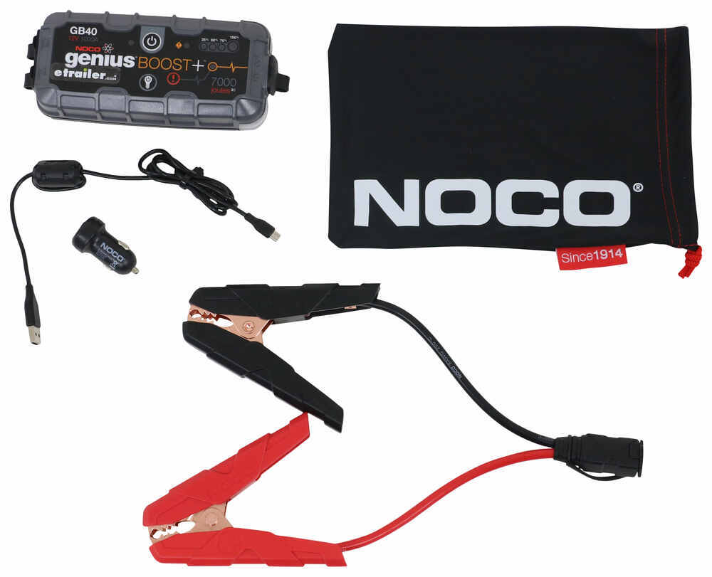 Jumper Cables and Starters 329-GB40 - Device Charger - NOCO