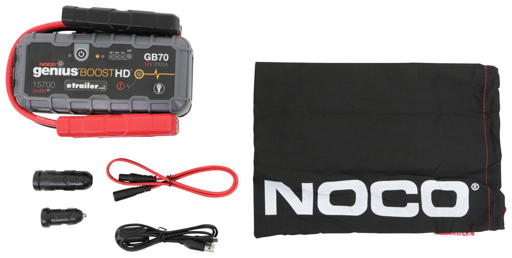 NOCO Jumper Cables and Starters - 329-GB70