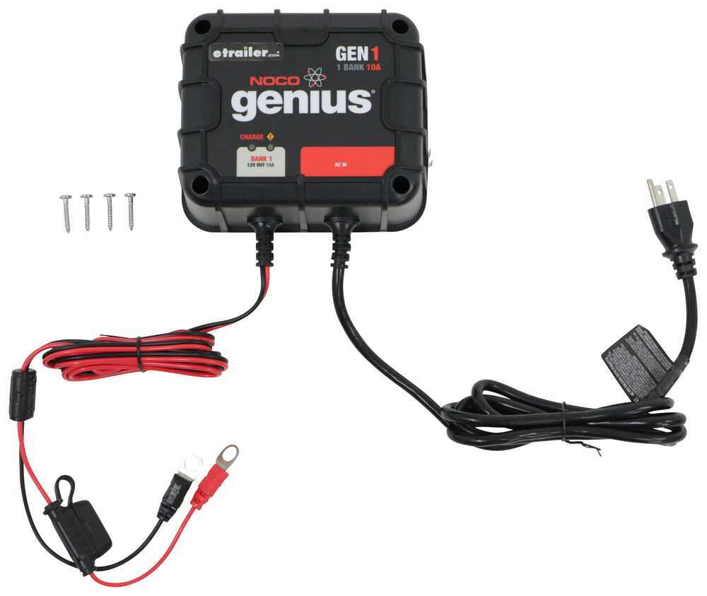329-GEN1 - 230 Ah NOCO Battery Charger