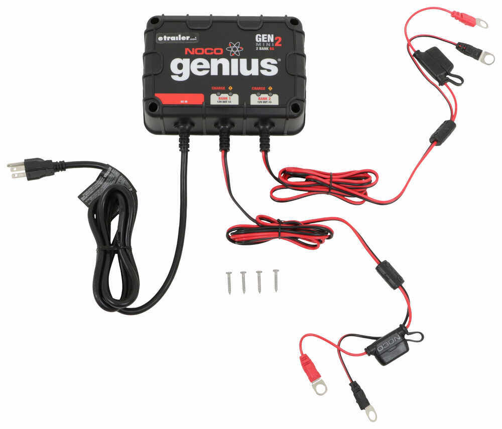 329-GENM2 - AC to DC NOCO Battery Charger