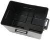 Battery Boxes 329-HM082BKS - 10-5/8L x 8-7/16W x 7-13/16D Inch - NOCO