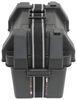 329-HM082BKS - Black Plastic NOCO Equipment Battery Box