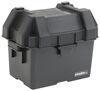 NOCO 10-5/8L x 8-7/16W x 7-13/16D Inch Battery Boxes - 329-HM082BKS