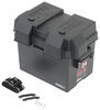 NOCO Marine Battery Box,Camper Battery Box,Trailer Battery Box,Equipment Battery Box - 329-HM300BKS