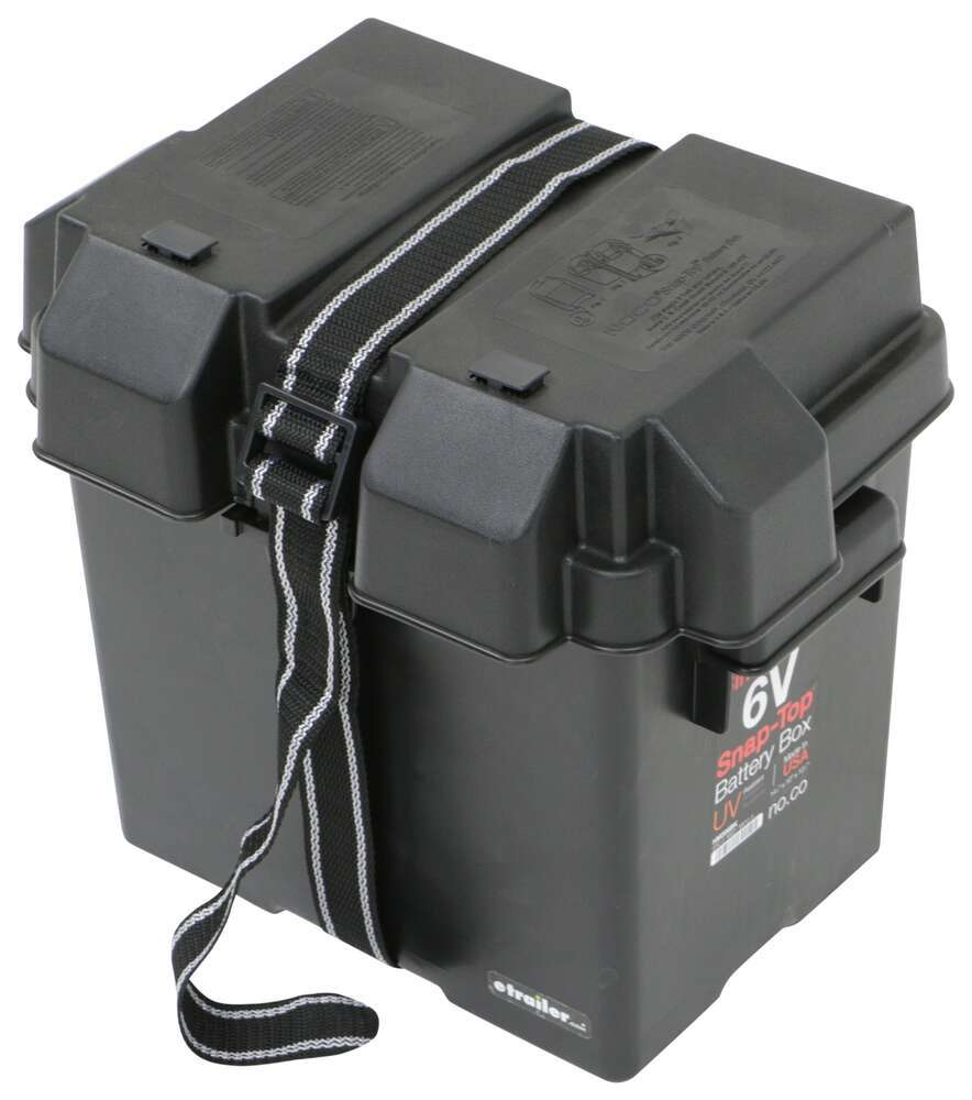 NOCO Battery Boxes - 329-HM306BKS