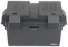 NOCO 17-5/8L x 10W x 10-11/16D Inch Battery Boxes - 329-HM318BKS