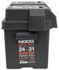 Battery Boxes 329-HM318BKS - 17-3/4L x 10W x 10-5/8D Inch - NOCO
