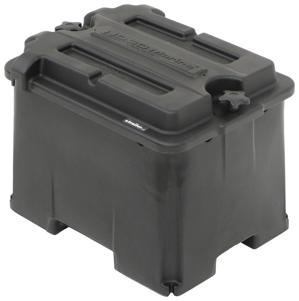 NOCO 17-15/16L x 14-5/16W x 14D Inch Battery Boxes - 329-HM426