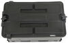 Commercial Grade Battery Box for Group 8D Batteries - Vented Black Plastic 329-HM484