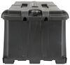329-HM484 - Black Plastic NOCO Marine Battery Box,Camper Battery Box,Trailer Battery Box,Equipment Battery Box