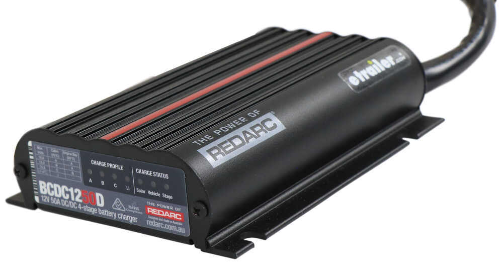 331-BCDC1250D - 12V Redarc Battery Charger