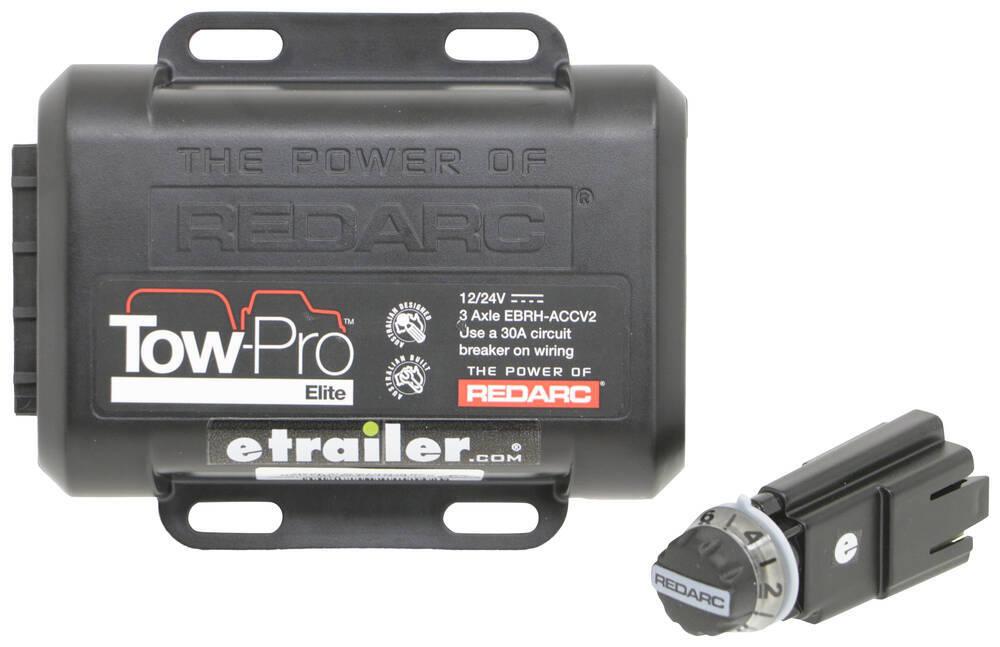 331-EBRH-ACCV2 - Automatic Leveling Redarc Trailer Brake Controller