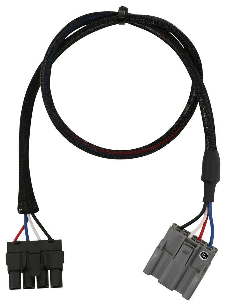 Redarc Universal Pig-Tail Brake Controller Wiring Harness