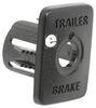 Universal Mounting Panel for Redarc Tow-Pro Trailer Brake Controller Control Knob Universal 331-TPSI-001
