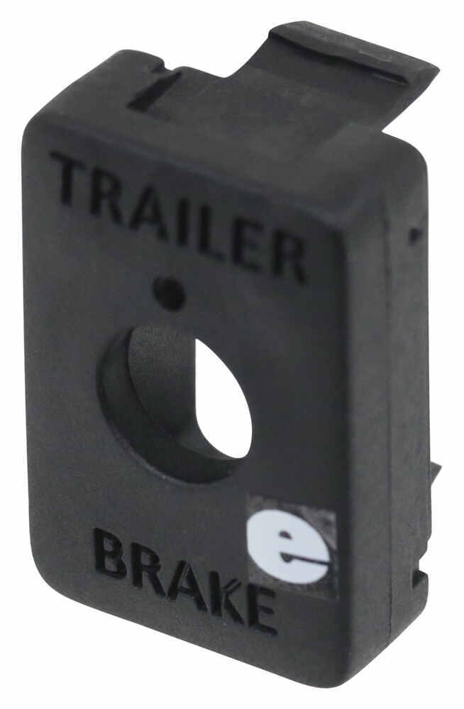Mounting Panel for Redarc Tow-Pro Trailer Brake Controller Control Knob Control Knob Mounting Panel 331-TPSI-002