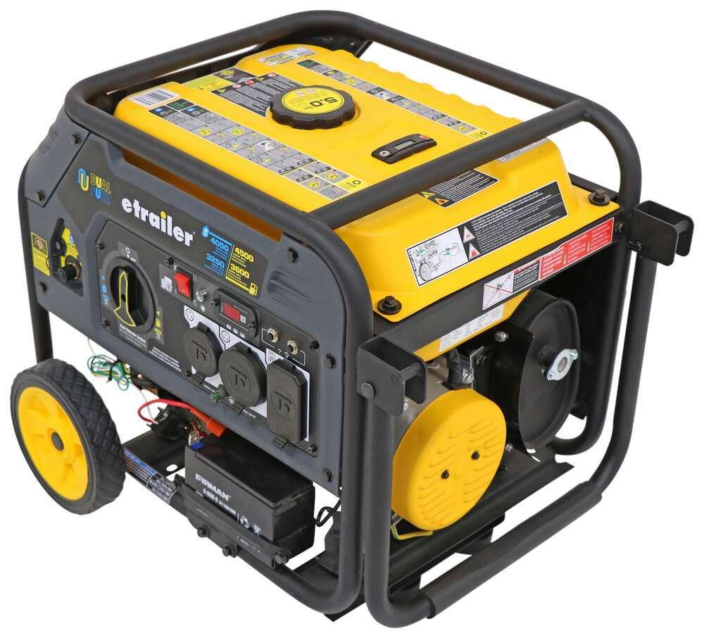 333-0005 - Outdoor Use Only etrailer Generators
