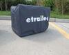 Storage Cover for etrailer 4,500-Watt Generator - Weather Resistant Black 333-0008