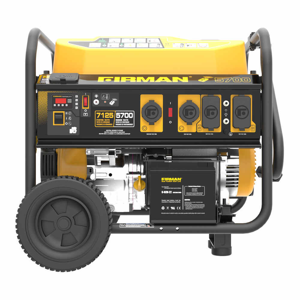 Generators 333-P05703 - Outdoor Use Only - Firman