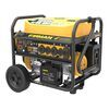 Firman 10,000-Watt Portable Generator - 8,000 Running Watts - Gas - Remote Start Electric Start 333-P08003