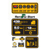 Firman Electric Start Generators - 333-P08003