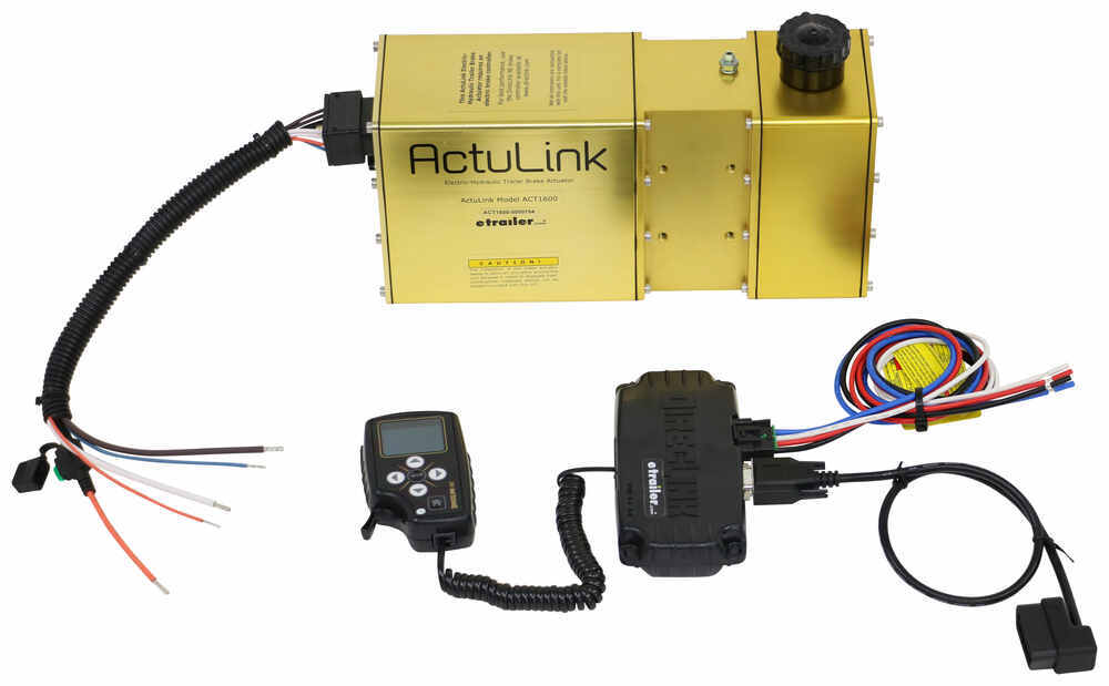 335ACT-1600-DLNE - Automatic Leveling Tuson RV Brakes Trailer Brake Controller