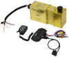 DirecLink NE Brake Controller with ActuLink Electric Hydraulic Actuator - Proportional - Disc Brakes Dash Mount 335ACT-1600-DLNE