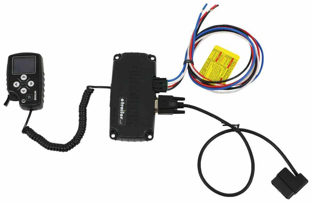 Tuson RV Brakes Trailer Brake Controller - 335DL-100
