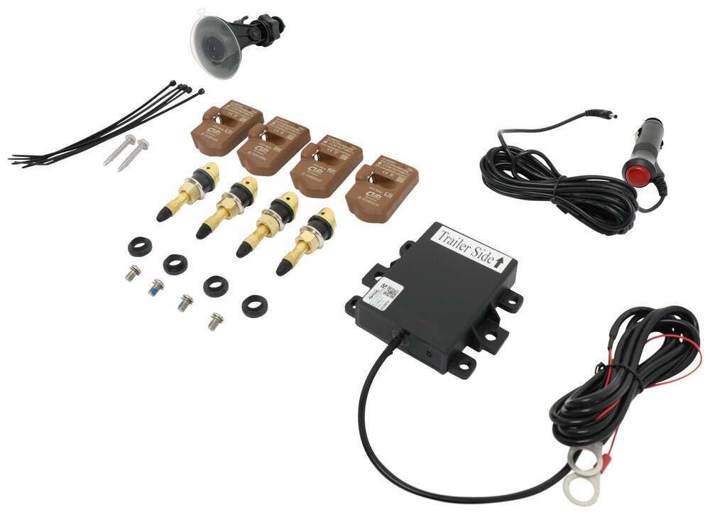 335TPMS4WIVS - Standard Sensors Tuson RV Brakes TPMS Sensor