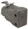 """Buyers Products Cast Coupler - Adjustable Channel Mount - Auto Latch - 2-5/16"""" Ball - 15K 2-5/16 Inch Ball Coupler 3370091550"""