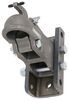 """Buyers Products Coupler w/ 3-Position Adjustable Channel - Auto Latch - 2-5/16"""" - 15,000 lbs 3 Inch Height Adjustment 3370091553"""