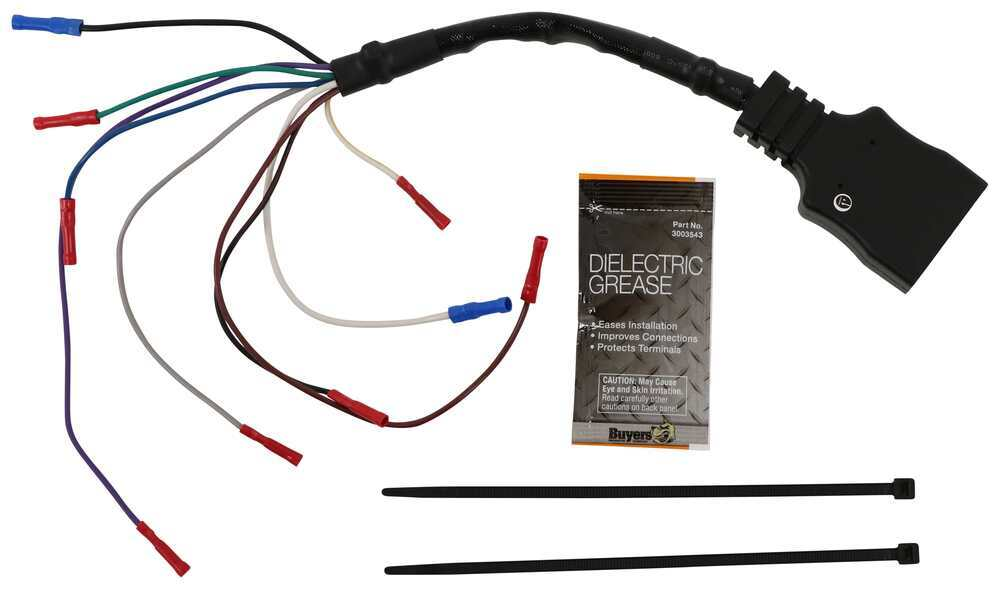 Western//Fisher Harness Adapter for Universal Snowplow Hand Controller