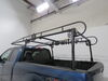 Buyers Products Over-The-Cab Truck Bed Ladder Rack - Black Steel - 1,000 lbs Fixed Height 3371501150