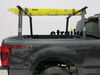 Buyers Products Truck Bed Ladder Rack w/ Load Stops - Black Aluminum - 800 lbs Fixed Height 3371501680 on 2020 Ford F-250 Super Duty