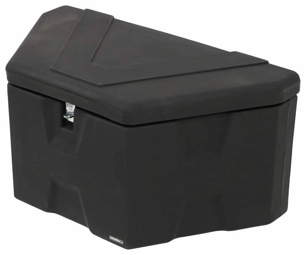 3371701680 - Black Buyers Products A-Frame Trailer Tool Box