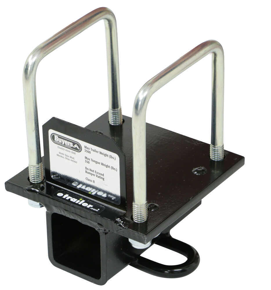RV and Camper Hitch 3371804060 - 2 Inch Hitch - Buyers Products