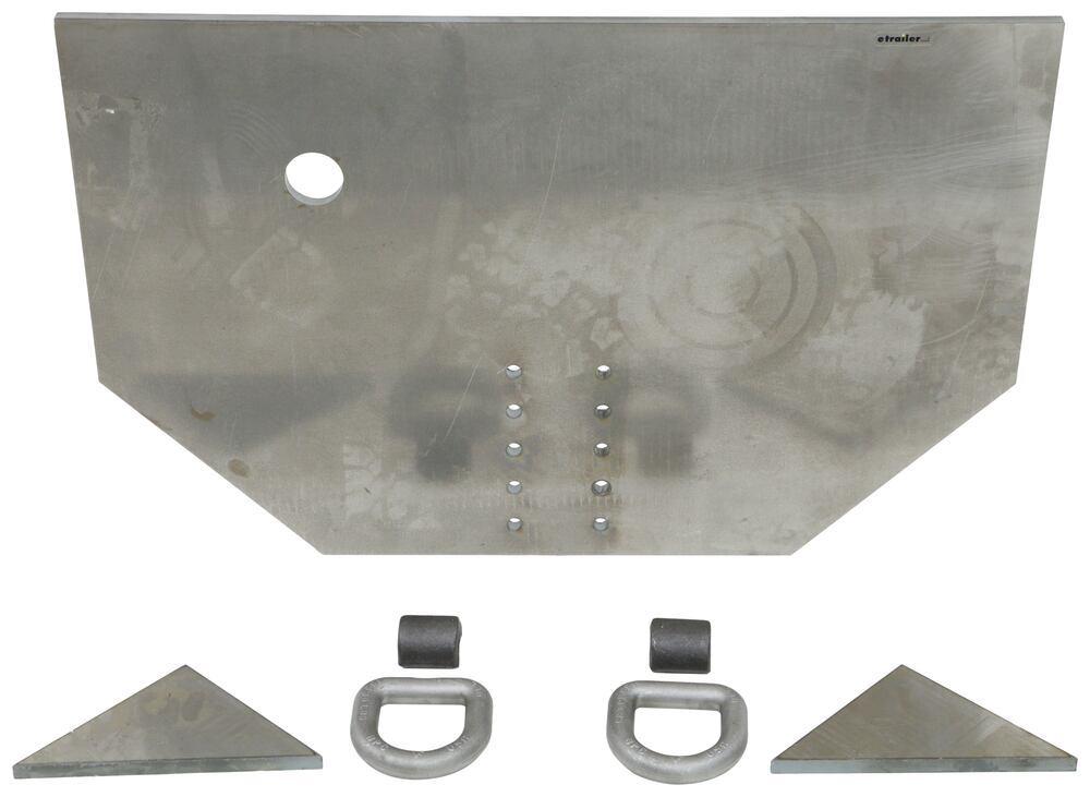 "Buyers Products Fabricators Hitch Plate - 5/8"" x 34-1/2"" x 22-1/2"" 3371809043"