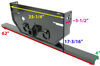 Buyers Products Hitch Plate - 3371809060A