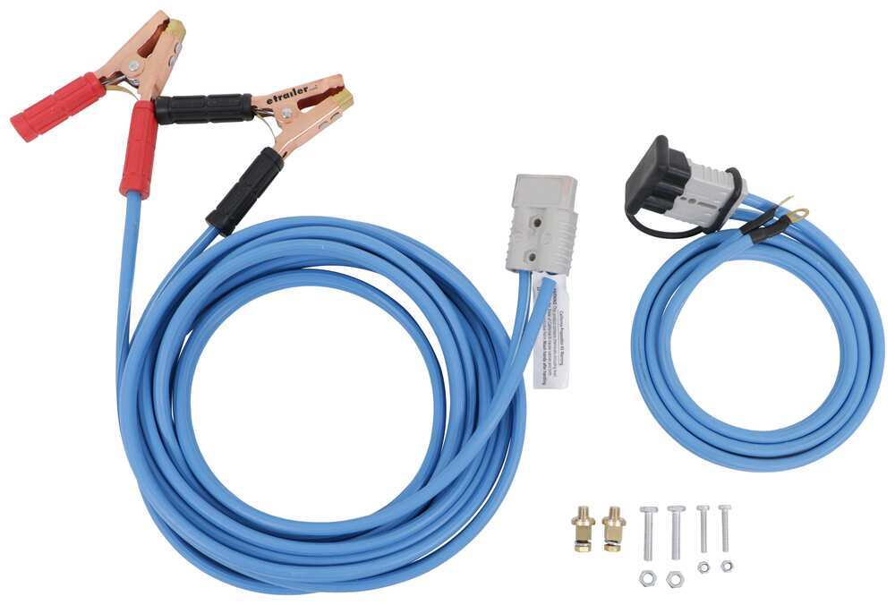Jumper Cables and Starters 3375601025 - Heavy Duty - Buyers Products