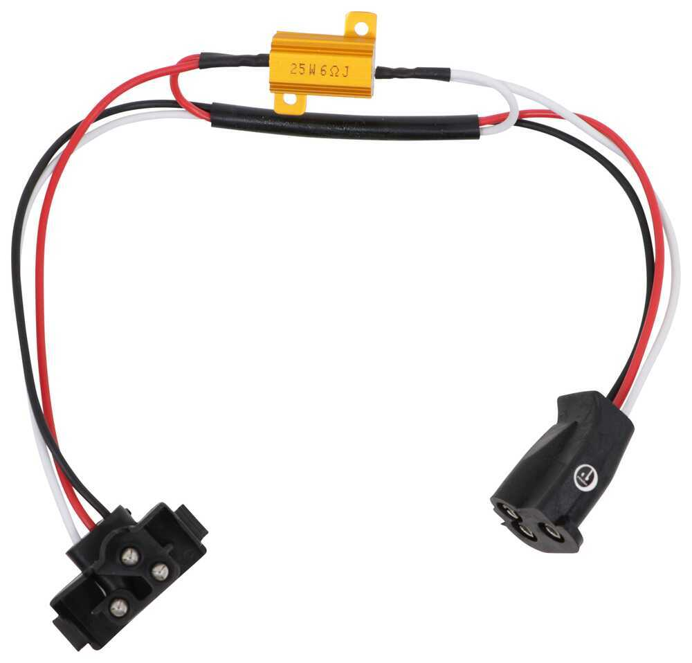 Accessories and Parts 3375621012 - Wiring Harness - Buyers Products