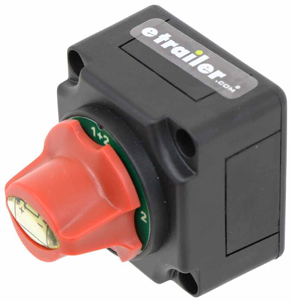 Dual Battery Isolator Switch Switches and Solenoids 3376391050