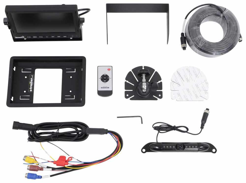 Buyers Products RV Camera System - 3378883010