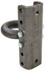 Lunette Ring 337B20145 - Coupler with Bracket - Buyers Products