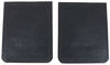 337B30LP - 24 Inch Wide Buyers Products Mud Flaps