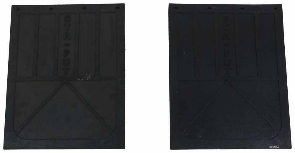 Buyers Products 24 Inch Wide Mud Flaps - 337B30SPP