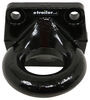 """Buyers Products 3"""" I.D. Heavy-Duty Forged 4-Bolt Mount Lunette Ring Coupler Only 337BDB1385"""