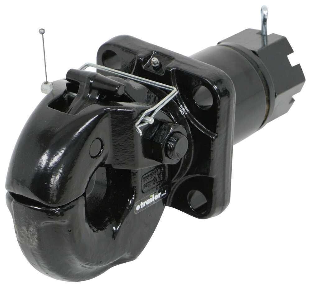 337BP880 - 100000 lbs GTW Buyers Products Pintle Hook - Standard