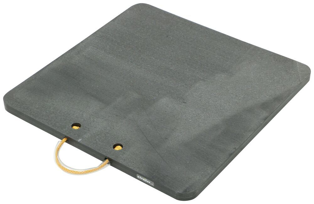 Accessories and Parts 337OP24X24P - Outrigger Pads - Buyers Products