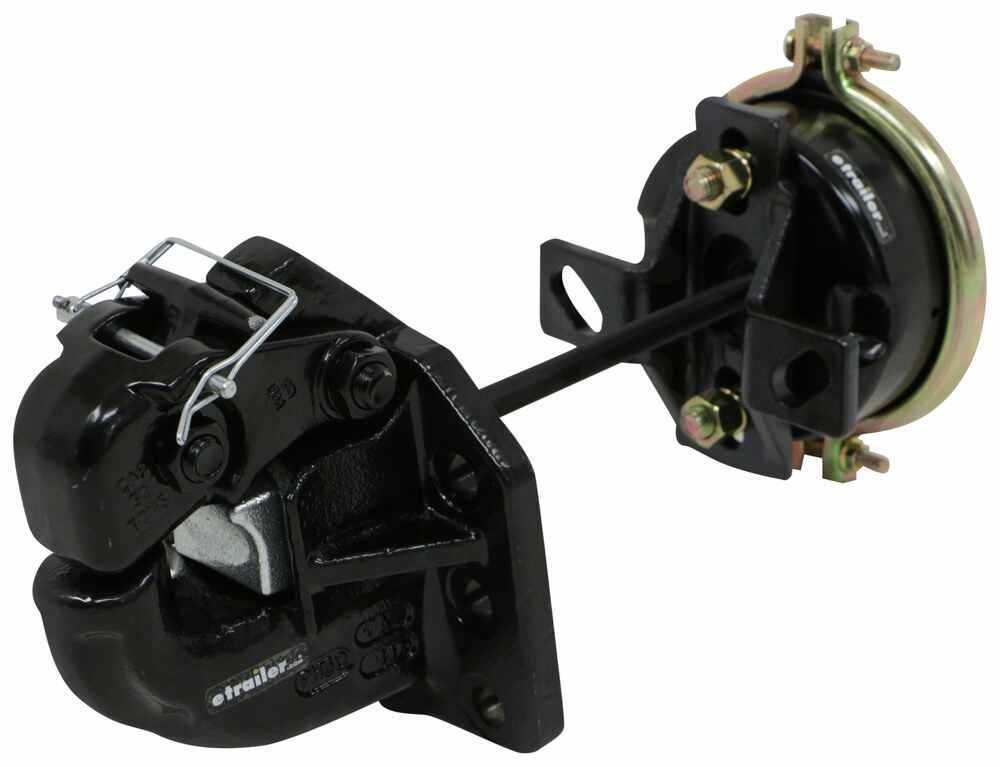 337PH50AC - 100000 lbs GTW Buyers Products Pintle Hitch